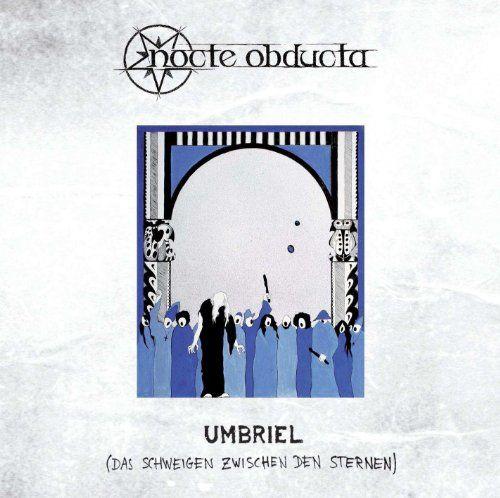 Nocte Obducta - Umbriel (Das Schweigen zwischen den Sternen) lim. Vinyl weiß