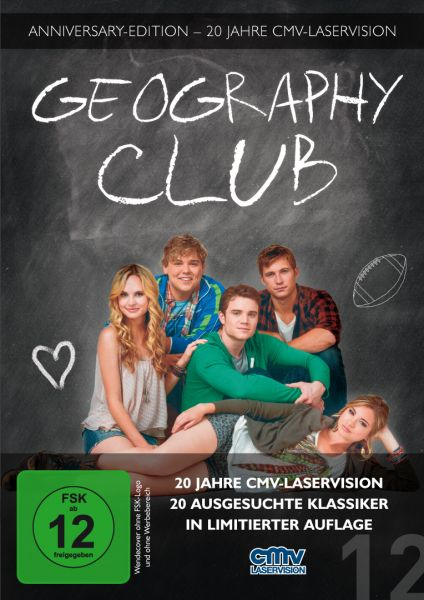 Geography Club (cmv Anniversary Edition #12)