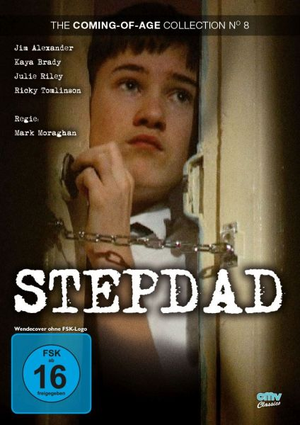 Stepdad (The Coming-of-Age Collection No. 8)