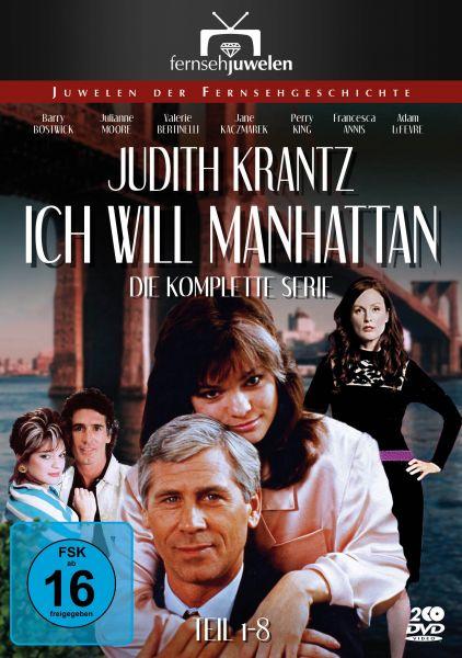 Judith Krantz's Ich will Manhattan - Der komplette 8-Teiler