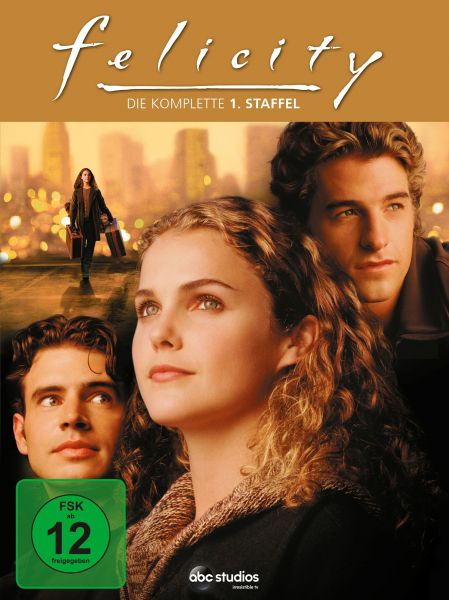 Felicity - Die komplette erste Staffel