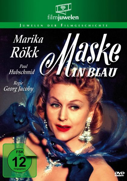 Maske in Blau - mit Marika Rökk und Paul Hubschmid