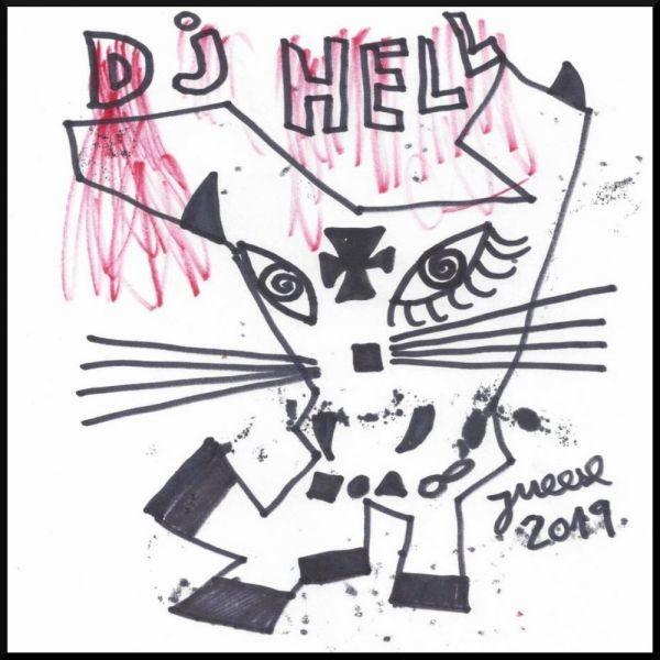 DJ Hell - House Music Box Remixes (Roman Flügel / Perel)
