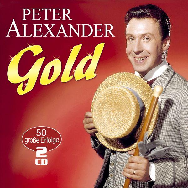 Alexander, Peter - Gold - 50 große Erfolge