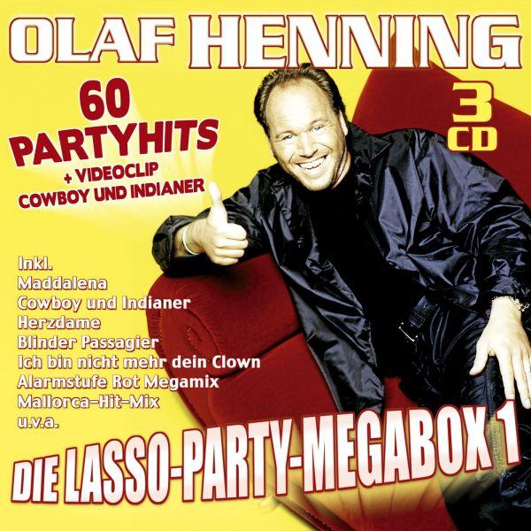 Henning, Olaf - Die Lasso-Party-Megabox 1