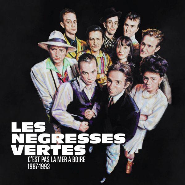 Les Negresses Vertes - C'est Pas La Mer À Boire (1987-1993) (2CD)