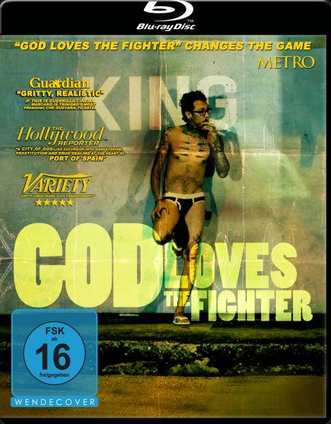 God Loves The Fighter - limitierte Sonderauflage (Blu-ray + Soundtrack)