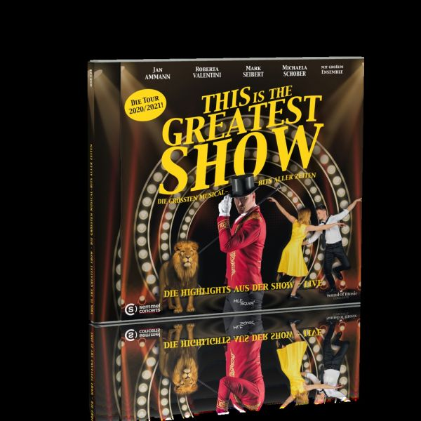 Ammann, Jan / Seibert, Mark / Schober, Michaela / Valentini, Roberta - This Is The Greatest Show