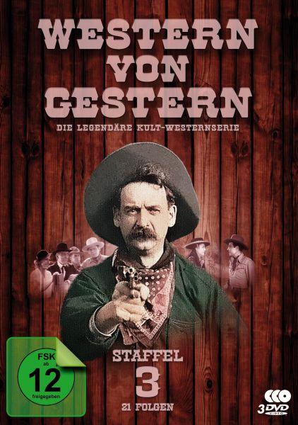 Western von Gestern - Staffel 3 (21 Folgen)