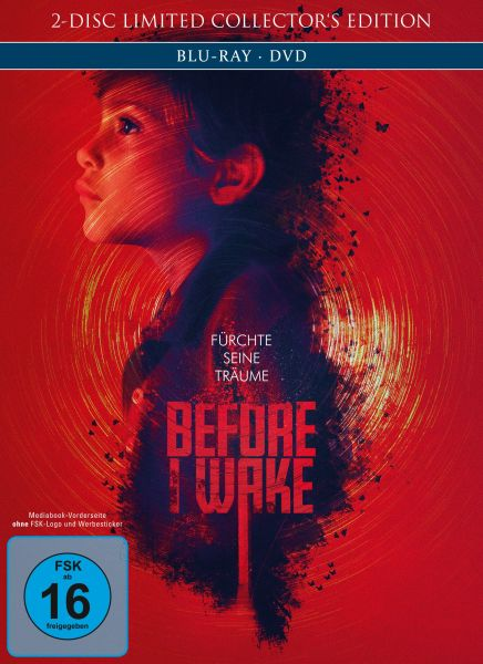 Before I Wake (Limited Collector's Edition) Mediabook