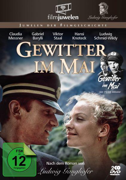 Gewitter im Mai - Die Ganghofer Verfilmungen - Sammelbox 8