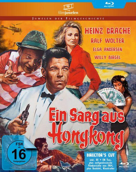 Ein Sarg aus Hongkong (ungekürzte HD-Neuabtastung vom Original-Negativ)