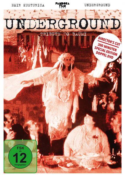 Underground (Special Edition - Director's Cut)