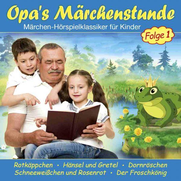 Various - Opa's Märchenstunde Folge 1