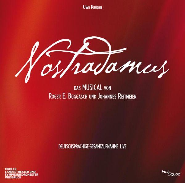 Original Cast Innsbruck - Nostradamus - Deutschsprachige Gesamtaufnahme Live
