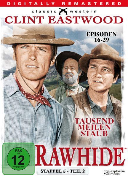Rawhide - Tausend Meilen Staub - Season 5, Teil 2