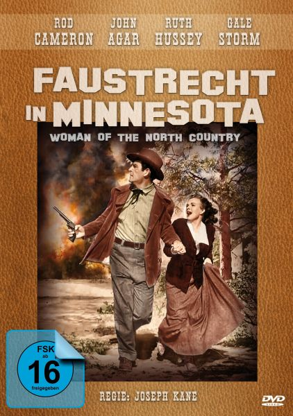 Faustrecht in Minnesota (Woman of the North Country)
