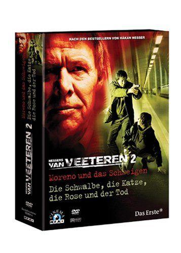 Van Veeteren Vol. 2: Moreno und das Schweigen / Die Schwalbe, die Katze, die Rose und der Tod