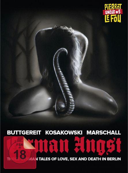 German Angst (uncut) - Limited Mediabook Edition (DVD & Blu-ray)