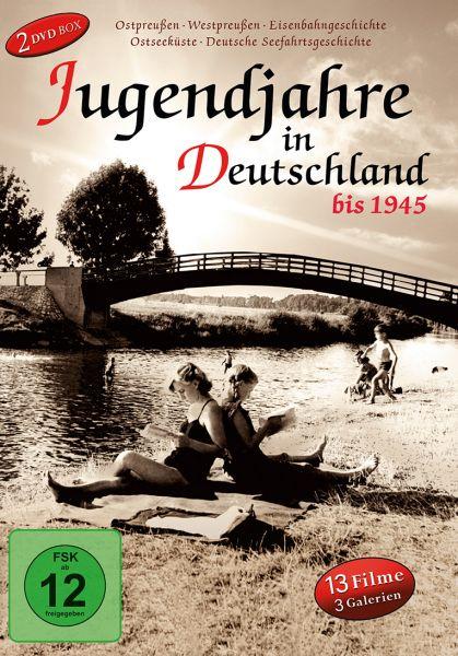 Jugendjahre in Deutschland bis 1945