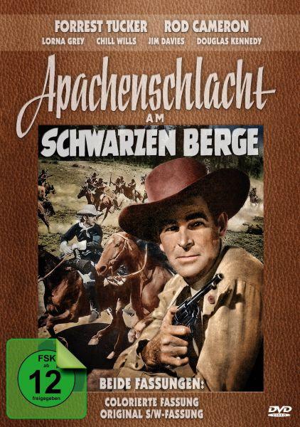 Apachenschlacht am Schwarzen Berge