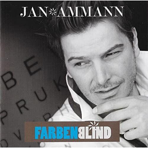 Ammann, Jan - Farbenblind