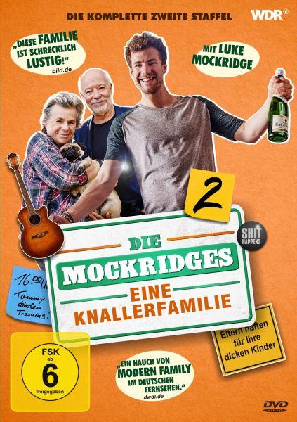 Die Mockridges - Eine Knallerfamilie (Staffel 2)