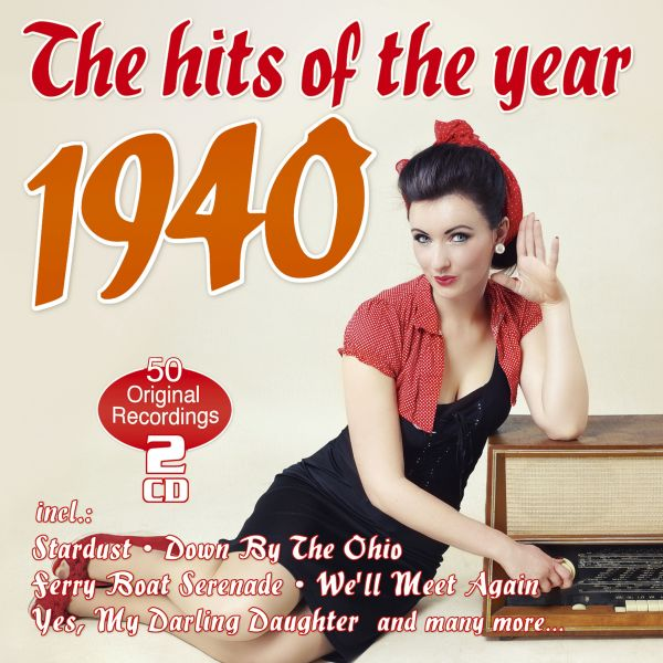 Various - The Hits Of The Year 1940