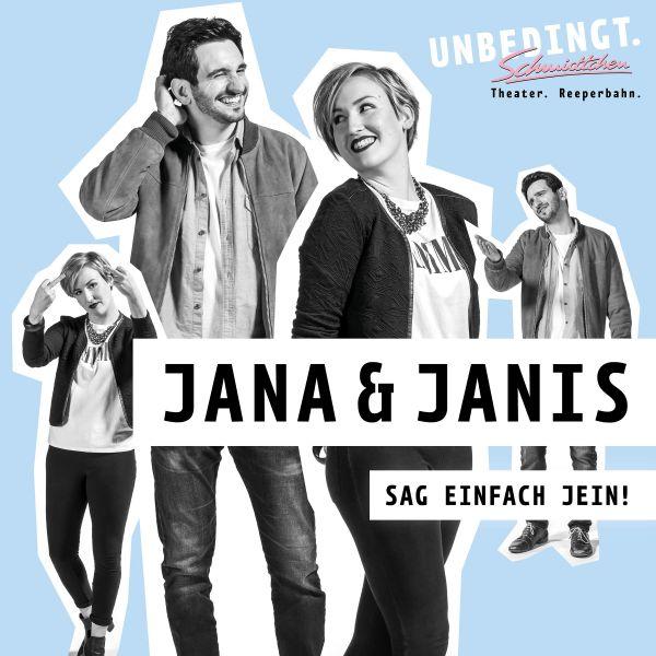 Original Hamburg Cast - Jana & Janis - Sag einfach Jein!