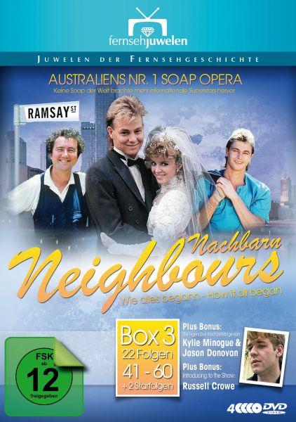 Nachbarn / Neighbours - Box 3: Wie alles begann - Fernsehjuwelen