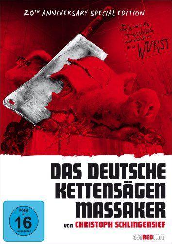 Das deutsche Kettensägenmassaker (Red Line - 20th Anniversary Special Edition)