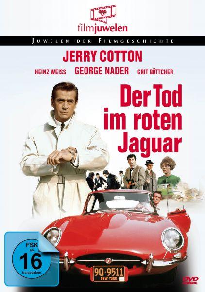 Der Tod im roten Jaguar (Jerry Cotton)