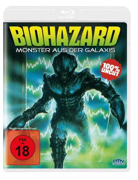 Biohazard - Monster aus der Galaxis (uncut)