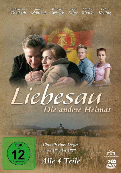 Liebesau - Die andere Heimat - Alle 4 Teile