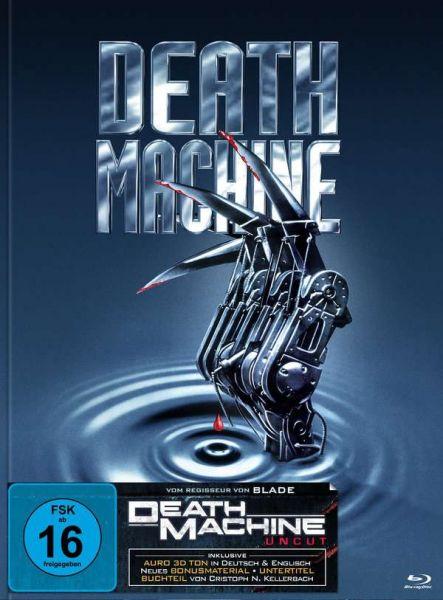 Death Machine (BD + DVD im Mediabook B)