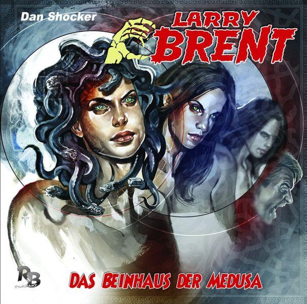 Larry Brent - Das Beinhaus der Medusa (20)