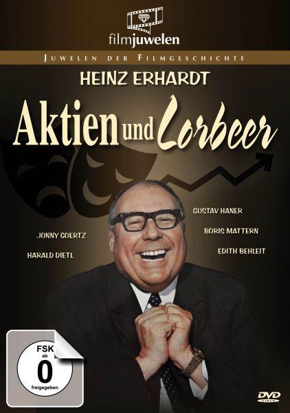 Heinz Erhardt: Aktien und Lorbeer