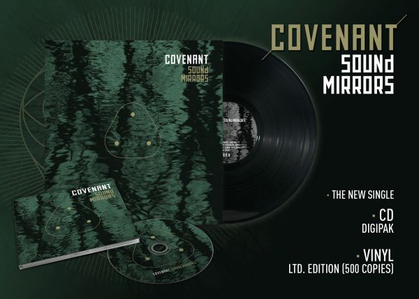 Covenant - Sound Mirrors (12Inch EP)