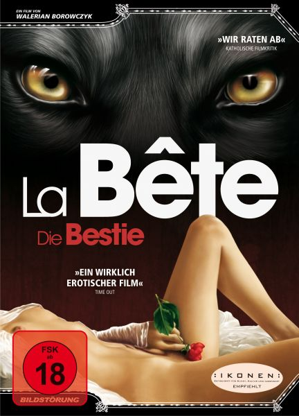La Bête - Die Bestie (Neuauflage)