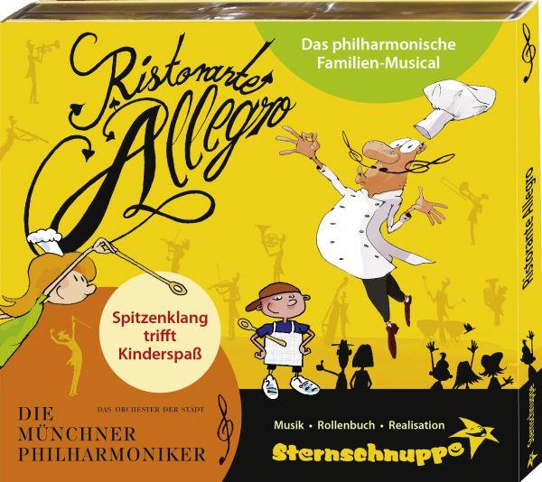 Sternschnuppe - Ristorante Allegro - Das philharmonische Familien-Musical
