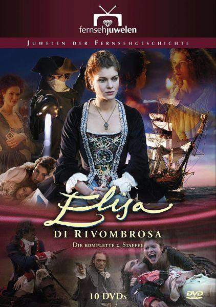 Elisa di Rivombrosa - Die komplette 2. Staffel (10 DVDs) - Fernsehjuwelen