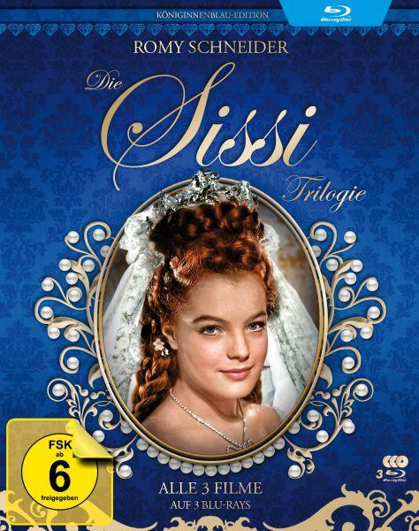 Sissi Trilogie - Königinnenblau-Edition