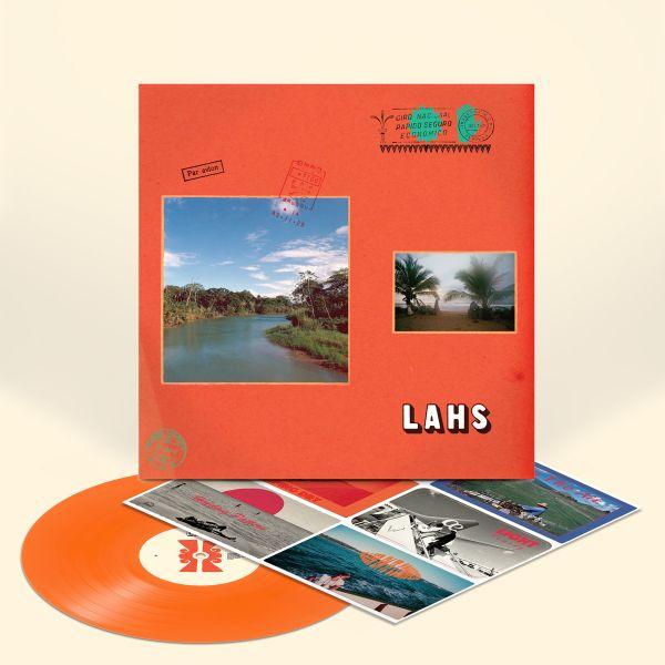 Allah-Las - LAHS (Orange Indie LP)