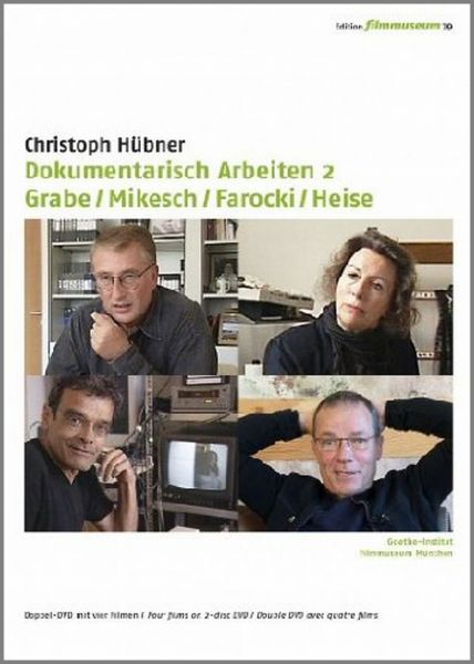 Dokumentarisch arbeiten 2 - Grabe/Mikesch/Farocki/Heise