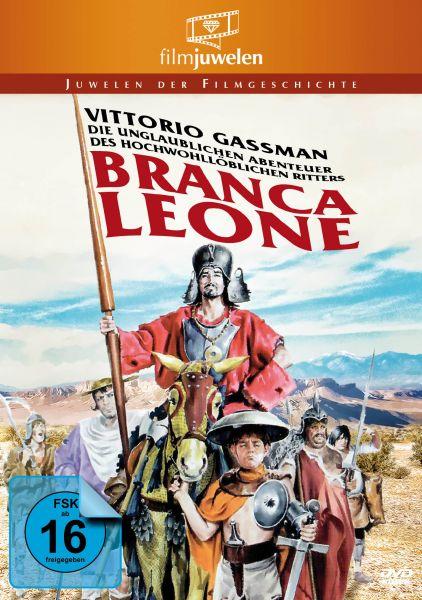 Die unglaublichen Abenteuer des hochwohllöblichen Ritters Brancaleone