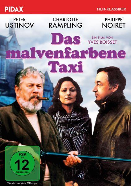 Das malvenfarbene Taxi