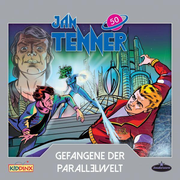 Jan Tenner - Gefangene der Parallelwelt (4)