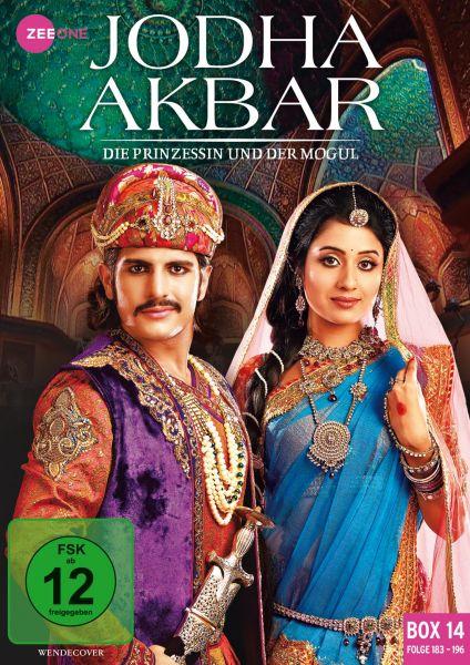 Jodha Akbar - Die Prinzessin und der Mogul (Box 14) (Folge 183-196)