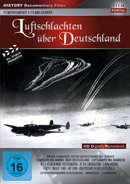 Luftschlachten über Deutschland