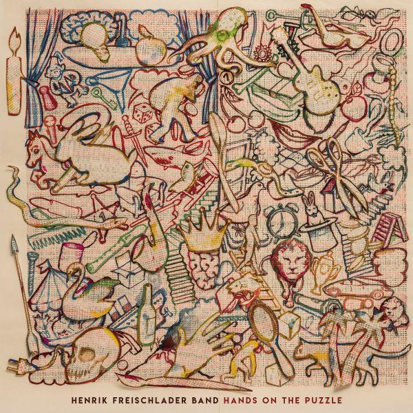 Freischlader, Henrik (Henrik Freischlader Band) - Hands On The Puzzle
